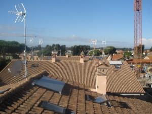 Sistema solare aurostep e ecoinwall